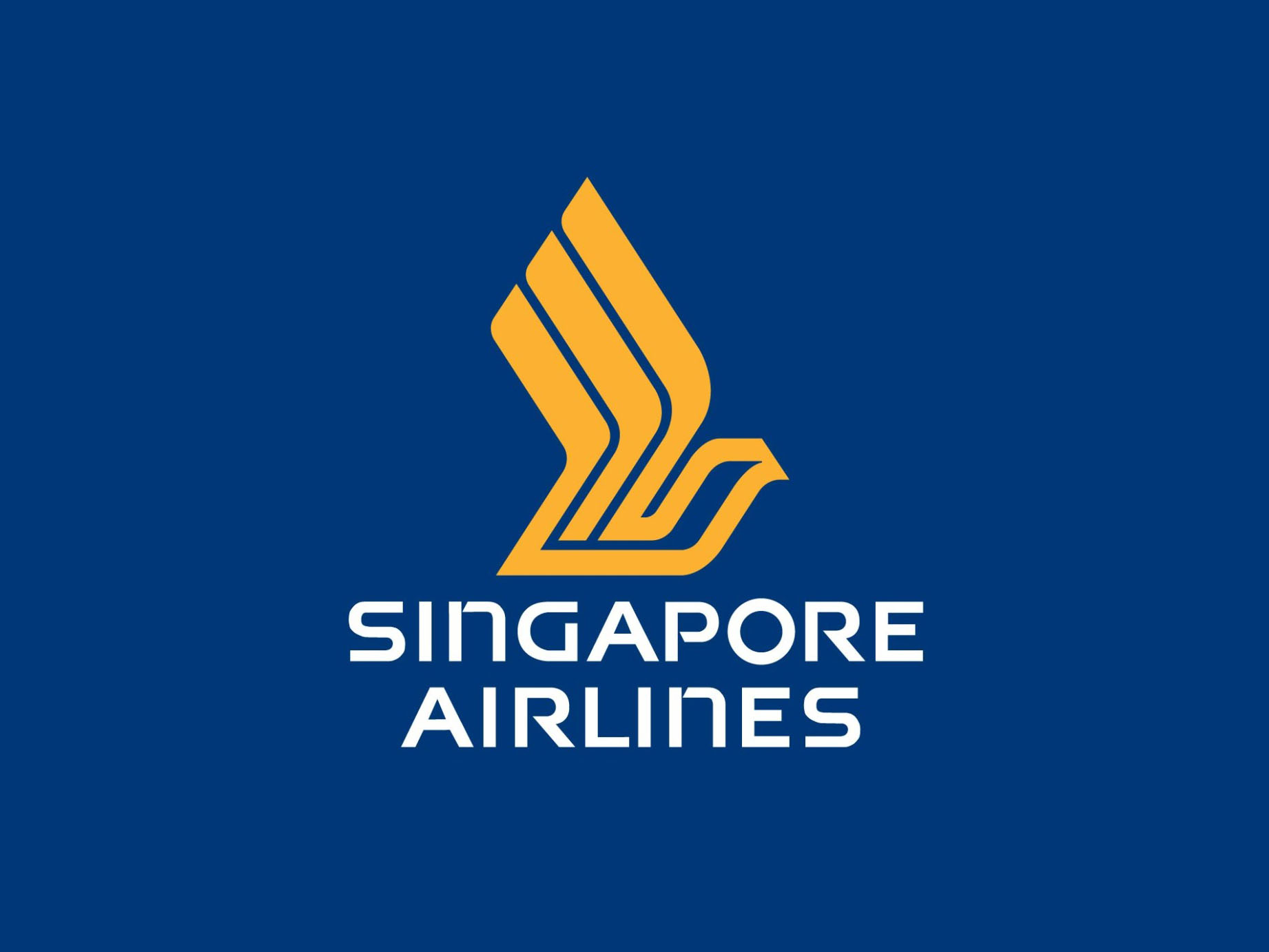 Mẫu thiết kế logo của Singapore Airlines